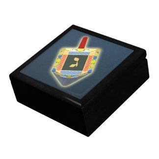Boîte À Souvenirs Dreidel Tzadakkah