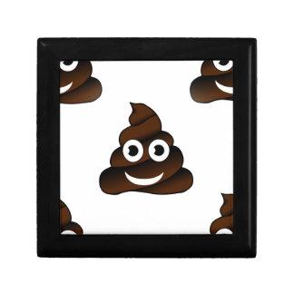 Boîte À Souvenirs emoji drôle de dunette