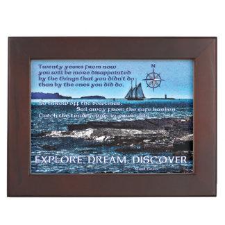 Boîte À Souvenirs Explorateur celtique