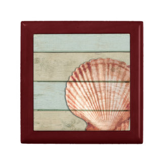 Boîte À Souvenirs Feston Shell