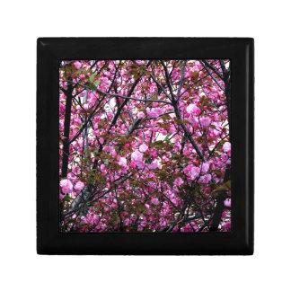 Boîte À Souvenirs Fleurs de cerisier