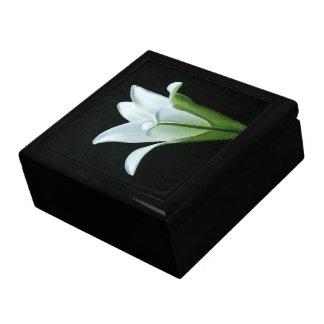Boîte À Souvenirs Fleurs florales de jardin de fleurs