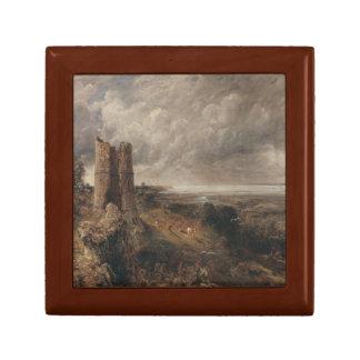 Boîte À Souvenirs John Constable - château de Hadleigh