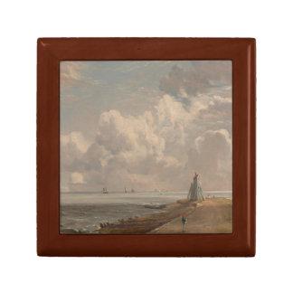 Boîte À Souvenirs John Constable - Harwich - le bas phare