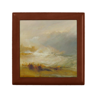 Boîte À Souvenirs Joseph Mallord William Turner - naufrageurs