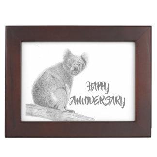 Boîte À Souvenirs Koala, boîte de mémoire