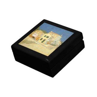 Boîte À Souvenirs La Chambre jaune par Vincent van Gogh
