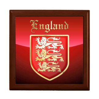 Boîte À Souvenirs L'Angleterre - manteau des bras