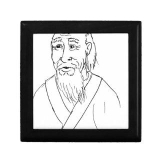 Boîte À Souvenirs Le Laotien Tzu