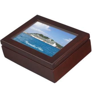 Boîte À Souvenirs Liberté dans St Maarten personnalisé