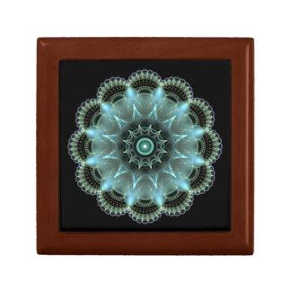 Boîte À Souvenirs Mandala de fractale