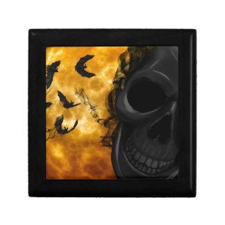 Boîte À Souvenirs Nuit de Halloween