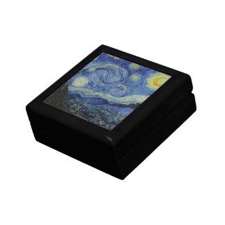 Boîte À Souvenirs Nuit étoilée Vincent van Gogh