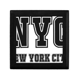 Boîte À Souvenirs NYC New York City