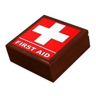 Boîte À Souvenirs Premiers secours