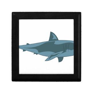 Boîte À Souvenirs Requin