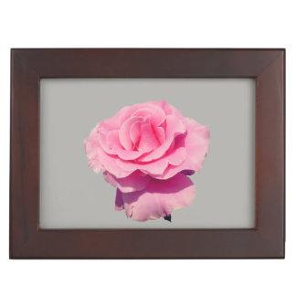 Boîte À Souvenirs Rose de rose