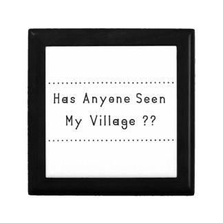 Boîte À Souvenirs Village