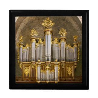 Boîte-cadeau de tuyaux d'organe - Montpellier Boîte À Souvenirs