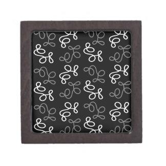 Boîtes À Babioles De Première Qualité Élégance - gris