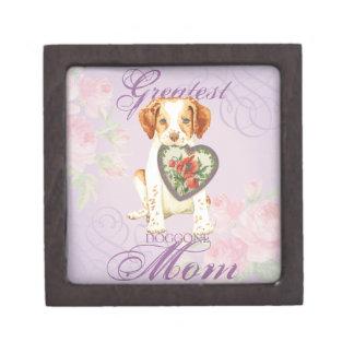 Boîtes À Babioles De Première Qualité Maman de coeur de la Bretagne