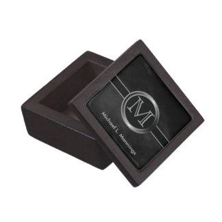 Boîtes À Babioles De Première Qualité Tache noire exécutive de la conception | de