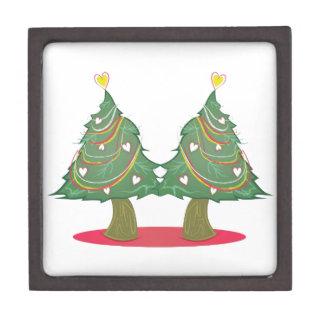 Boîtes À Bijoux De Première Qualité Arbres de Noël