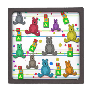 Boîtes À Bijoux De Première Qualité Motif de jouets