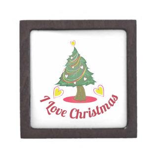 Boîtes À Bijoux De Première Qualité Noël d'amour