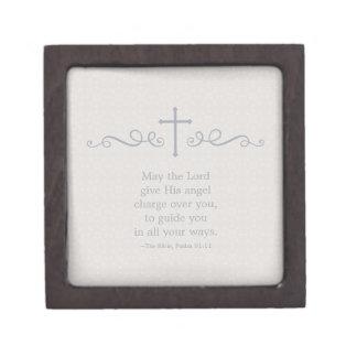 Boîtes À Bijoux De Première Qualité Prière de baptême