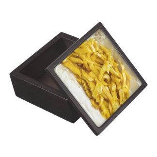 Boîtes À Bijoux De Première Qualité Puces servies dans la boîte-cadeau de papier