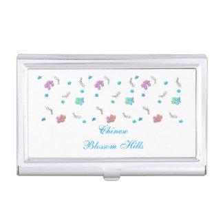 Boîtier Pour Cartes De Visite Jolies fleurs de fleurs de cerisier
