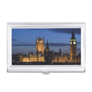 Boîtier Pour Cartes De Visite L'Europe, ANGLETERRE, Londres : Chambres du