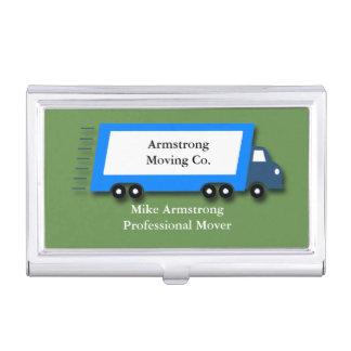 Boîtier Pour Cartes De Visite Moteur mobile de camion d'entreprise de