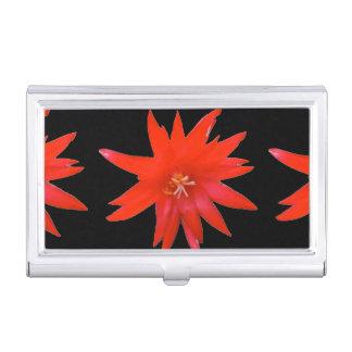 Boîtier Pour Cartes De Visite Porte-cartes de carte de visite - cactus de Pâques