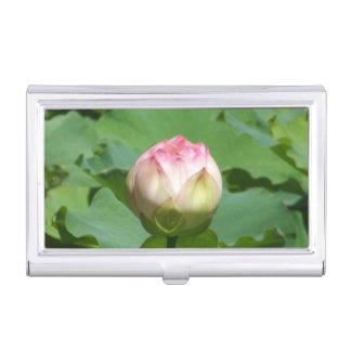 Boîtier Pour Cartes De Visite Porte-cartes de carte de visite de Lotus