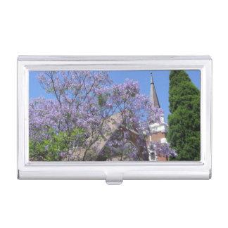 Boîtier Pour Cartes De Visite Porte-cartes de carte de visite d'église