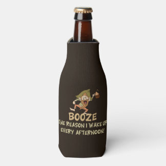 Boivent de l'alcool la raison que je réveille dire rafraichisseur de bouteilles