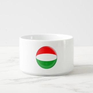 Bol À Chili Drapeau de Hongrois de la Hongrie