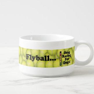Bol À Chili Flyball est entrave emballant pour des chiens !