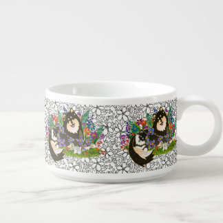 Bol Pour Chili Piment de BINDI Lapphund/bol de soupe finlandais