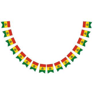 Boliviaanse Vlag Vlaggetjes