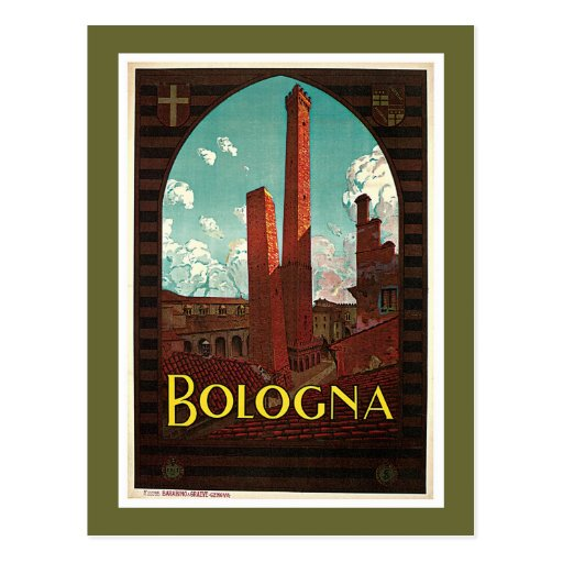 Bologna Cartes Postales
