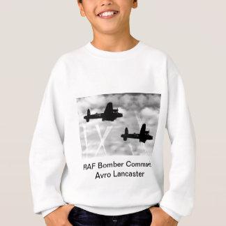 Bombardier de 2ÈME GUERRE MONDIALE Avro Lancaster Sweatshirt