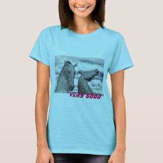 bon cheval t-shirt