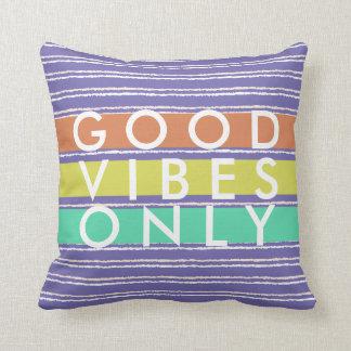 Bon coussin de vibraphone de positivité pourpre