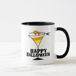 Bonbons au maïs Martini à Halloween Mug