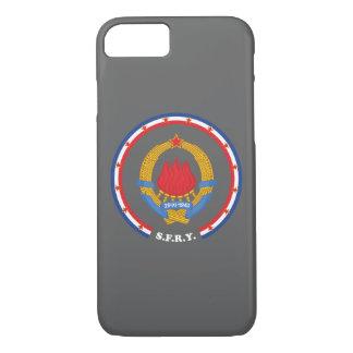 Bondsrepubliek van Joegoslavië (1943-1992) iPhone 8/7 Hoesje