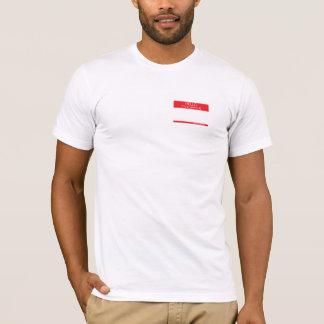 Bonjour mon pronom est… (les couleurs claires) t-shirt