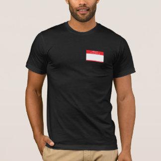 Bonjour mon pronom est… (les couleurs foncées) t-shirt